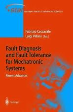 Springer Tracts in Advanced Robotics: Fault Diagnosis and Fault Tolerance for...