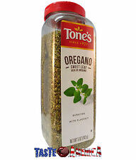 Tones Oregano Sweet Leaf Seasoning Chefs Catering Size 142g