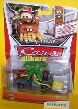 MB - Francesco FAN MATER - #4 Chase! Maters Disney Cars Cricchetto Hook Bargarn