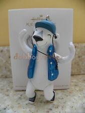 Hallmark 2012 One Cool Guy Polar Bear Christmas Ornament