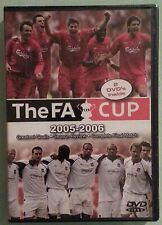 THE FA CUP 2005-2006 greatest goals / season review / final match   DVD NEW