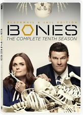 Bones: Season 10 (2015, DVD NEUF)6 DISC SET