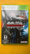 Tekken Tag Tournament 2 (Microsoft Xbox 360, 2012) Complete