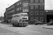 WMPTE NOB338M Digbeth Birmingham Bus Photo