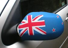 CAR WING MIRROR FLAGS, COVERS, FLAG-UPS!  - NEW ZEALAND