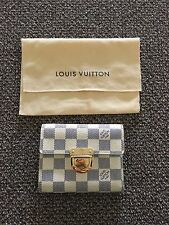 Louis Vuitton Damier Azur Joey Wallet