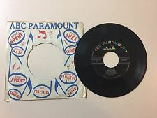 JAZZ 45 RPM RECORD - CAB CALLOWAY - ABC-PARAMOUNT 9671