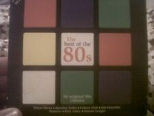 Various Artists-The Best Of The 80's 3 CD BOXSET (includes Echo Beach)