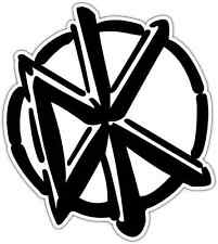 "Dead Kennedys Punk Music Car Bumper Window Sticker Decal 5""X5"""