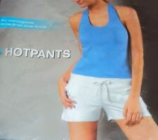 sexy Hotpants Shorts weiss Gr. XS