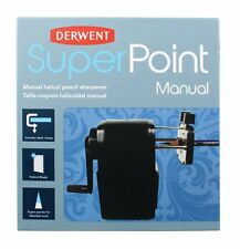 Derwent Superpoint Large Manual Desktop Pencil Sharpener