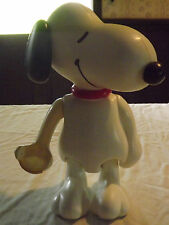 "VINTAGE  BOWLING DOLL GAME TOY 1966  14"" HIGH SNOOPY  BOWLER"