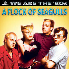 A FLOCK OF SEAGULLS--We Are The 80's--Best Of--CD