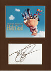 TERRY GILLIAM Signed 11x8 Photo Display MONTY PYTHON THE HOLY GRAIL COA