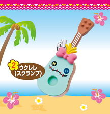 Rement Stitch Enjoy! Hawaii mascot Disney animation Candy Re-Ment RARE No.02