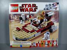 NEW Sealed Lego STAR WARS #8092 Special Edition Luke's Landspeeder **RETIRED**