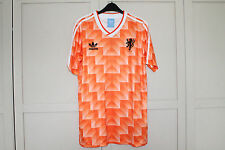 Holland 1988 shirt retro netherlands euros grand 40-42 tour de poitrine adultes neuf