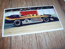 Photo / Photograph  Mark Donohue PORSCHE 917/30 Tc 1973 //