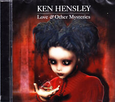 Ken Hensley Love & Other Mysteries Esoteric CD NUOVO