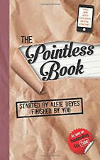 Alfie Deyes The Pointless Book, Fast & Free Gift, weird & funny video-diary of f
