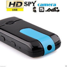 USB Disk Spy Camera Camcorder Mini Hidden DV DVR Motion Activated Detection FD