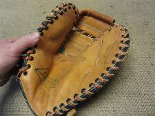 Vintage Leather Sportsmaster Baseball Mitt Glove   Old Antique Gloves 8102
