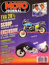 MOTO JOURNAL 810 YAMAHA 1200 Vmax 250 TDR Mint Yamy Fantic SUZUKI VS 1400 87
