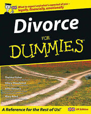Divorce For Dummies (UK Edition), Mary Reed Paperback Book