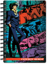 Cowboy Bebop Spike Spiral Notebook Note Book Anime NEW