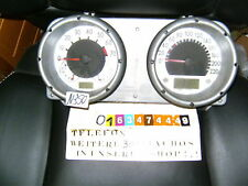 tacho kombiinstrument polo lupo 6x0920800 cluster cockpit speedometer