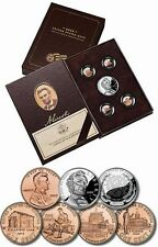 2009 Lincoln Coin and Chronicles 5 Piece Gem Proof Set