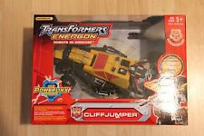 Hasbro Transformers Energon CLIFFJUMPER Autobot POWERLINX Action Figure NIB