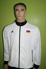adidas Deutschland Brasil WM 2014 Jacke BERN MÜNCHEN ROM RIO Rückenprint Gr.XL