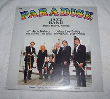 LP: Paradise Jazz Band, Marco Island Florida (1987) SEALED
