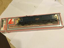 LIMA OO GUAGE 205125MWG BR BLUE CLASS 87 CITY OF LONDON ELECTRIC LOCO 87005