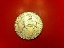 UK (GREAT BRITAIN): 1977 25 NEW PENCE COIN