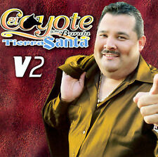 V2 El Coyote Y Su Banda MUSIC CD