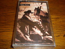 Willie Nelson CASSETTE NEW Across The Borderline