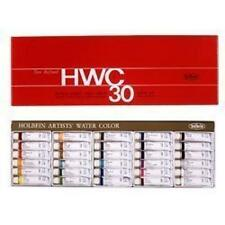 NEW Holbein Artists' Transparent Watercolor 30 Colors Set from JAPAN F/S