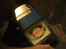 Never Fueled 1970's-80's FULLER's Adhesives Advertising Scripto Vu Lighter