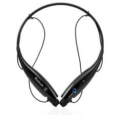 HD Wireless Neckband Bluetooth Headset Stereo Noise Cancelling Earbuds with Mic