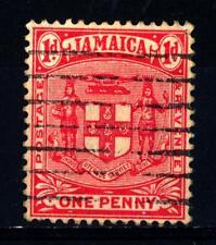 JAMAICA - 1906 - Stemma