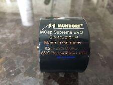 """1uf 1000VDC MUNDORF M-CAP® """"EVO SUPREME SGO"""" Capacitor 1.0 uf 1000 VDC"""