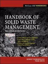 Handbook of Solid Waste Management by Frank Kreith and George Tchobanoglous...