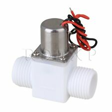 RDEXP DC3.6V Water Control Pulse Solenoid Electromagnetic Valve White