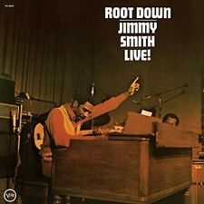 Jimmy Smith Root Down 180g vinyl LP NEW sealed