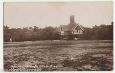 Valve House, Addington Hills nr. Croydon Real Photo Postcard, B509
