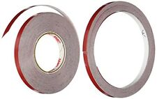 3M (79904) Reflective Striping Tape 79904, Red 1/4 in x 50 ft