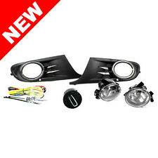 10-14 VW MK6 GOLF / JETTA SPORTWAGEN COMPLETE FOG LIGHT KIT w/ OEM EUROSWITCH