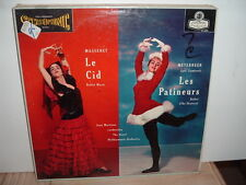 YEAR END SPECIAL    CS 6058   MARTINON   MASSENET & MEYERBEER   FFRR STER LP NM-